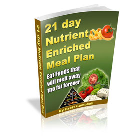 21 Day Enriched Nutrient Plan - 21 Day Rapid Fat Loss Blueprint