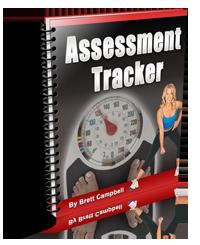 21 Day Rapid Fat Loss Blueprint - Assessment Tracker