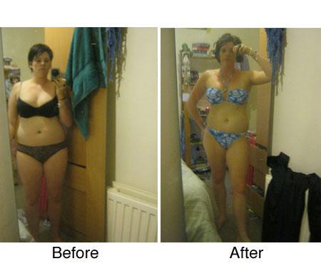 21 Day Rapid Fat Loss Blueprint Hannah Testimonial