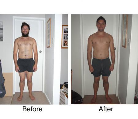 Daara - 21 day rapid fat loss blueprint results